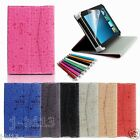 Cute Leather Case Cover+Gift For 7 7-Inch RCA RCT6077W2 / RCT6077W22 Tablet GB7