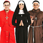Religious Saint Adults Fancy Dress Holy Church Mens Ladies Costumes Outfits New