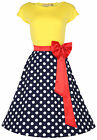 NEW LINDY BOP CHIC VINTAGE 1950's 1960's PARISIAN STYLE DRESS FIFTIES PINUP