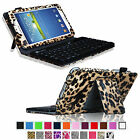 "Removable Bluetooth Keyboard Case Cover for Samsung Galaxy Tab 3 7.0 7"" SM-T210"