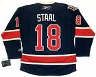 MARC STAAL NEW YORK RANGERS REEBOK PREMIER THIRD 85th ANNIVERSARY JERSEY