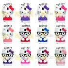 Hello Kitty Silicone Case Cover for Samsung Galaxy Note 3 III N9000 N9006 N9009