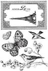 Kaisercraft Clear Stamps 'COLLECTIONS 2011' (Choose from 9 Designs) KAISER