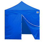 8x8 Pop Up Canopy Portable Photo Booth Tent Gazebo Shelte...