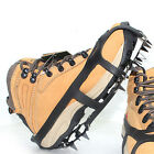 Bandage-style crampons / outdoor climbing Snow / 18 tooth climbing crampons T143