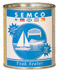 SEMCO Teak Sealer - Boat/Yacht/Marine - Much Nicer Than Teak Oil - Natural/Honey