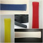 Внешний вид - Braided Expandable Sleeve - Wire and Cable Loom Sleeving - Choose Color & Size