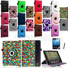 For iPad mini 3/2/1 7.9 inch Rotating PU Leather Case Smart Cover Swivel Stand
