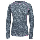 Trespass Quick Dry Antibacterial Aura Womens Base Layer Top