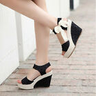 2014 Fashion Women Lace Vogue Shoes High Heels Nightclub Fish Head Sandal Shoes