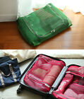 Travelus Mesh Pouch - Cube XL - Travel Clothes Bag Luggage Packing Organizer