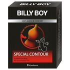 50/100 Billy Boy Fromms Blausiegel Kondome + Durex play / Aquaglide / Bioglide