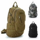 Men's Outdoor Military Tactical Backpack Rucksack Camping Hiking Trekking bag