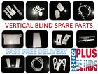 VERTICAL BLIND SPARES WEIGHTS CHAIN HANGERS JOINERS CORDS