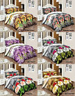 100% Cotton Printed Duvet Cover Set,S,D,K,SK, 100% Luxury Percale Quality