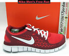 Nike FREE RUN Sport Red White 395912-600 US 9.5 max 1 90 97 running