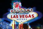 Las Vegas Sign Giant Poster - A0 A1 A2 A3 A4 Sizes