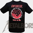 "Enforcer ""Death by Fire Cover"" T-Shirt 105470 #"