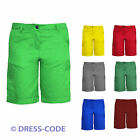 NEW WOMENS CARGO COMBAT TURN UP SUMMER CANVAS CHINO SHORTS SIZES 6-14