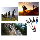 Hiking Stick Pole Alpenstock Anti Shock Nordic Walking Trekking Adjustable