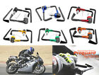 "7/8"" Brake Clutch Levers Protect System Proguard For Suzuki Ducati Honda"
