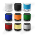 Bluetooth wireless portable speaker for iPhone iPad iPod iTouch All Models