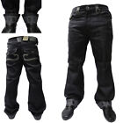 Mens Jean Soft Denim Boot cut Italian Stylish Jean From Money Talks Size 30-42