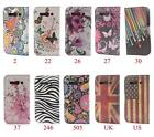 deluxe case cover stand flower floral for ALCATEL cell phone