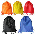 Gym Light Swim School Dance Shoe Boot PE Drawstring Bag Liberty Bags Sport Pack