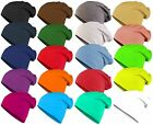 KMA Jersey Beanie New Master Dis Winter Hat Slouch Cap Long Beanies Cotton