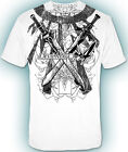 Devil May Cry 4 - Crossing Swords Male T-Shirt - Choose Your Size - Brand New