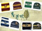 Halloween Harry Potter Gryffindor Slytherin Ravenclaw Hufflepuff Wool Scarf  Hat