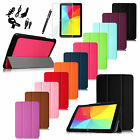 "For LG G Pad 10.1""-Inch V700 Slim Leather Magnetic Case Stand Cover 7in1 Bundle"