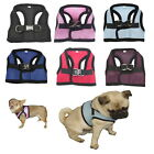 Dog Mesh Harness Comfortable Tiny 5 Sizes 6 Colours  Puppy Chihuahua Teacup Pug