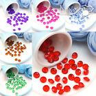 2000 x 10mm 4CT Diamond Confetti Wedding Party Xmas Decor Table Scatter Free S/H
