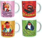 The Muppets Official Disney Ceramic Mug New In Box - Kermit/Animal/Fozzie/Piggy