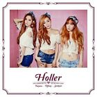 Girls Generation TaeTiSeo (TTS) 2nd Mini Album - Holler CD + Poster