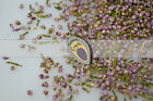 Dried heather flowers grains - perfect for confetti and candle soap decoration