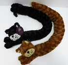 Smart Pets Microfleece Cat Draught excluder in a choice of  2 Colours