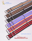 20MM Nylon Watch band straps waterproof watch strap 25color available