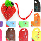 Foldable Reusable Recycle Carrier Strawberry tote bag   Shopping Bags Gift