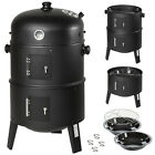 Best Barbeques - BBQ Barbecue Charcoal Smoker Grill with Temperature Display Review