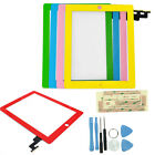 New Front Panel Touch Screen Glass Digitizer +  Home Button Assembly for iPad 2