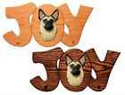 German Shepherd Dog Joy Leash Holder In Home Wall Decor Products & Pet Gifts