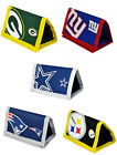 NFL: Tri Fold Wallet Coin Pocket - Steelers/Cowboys/Giants/Patriots New Official