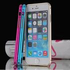 2014 New Metal Aluminum Thin Alloy Bumper Frame Case Cover For iphone 6 4.7''