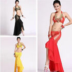 Belly Dance Costume Peacock Top and Fishtail Skirt 9 Colors