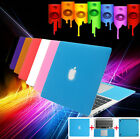 Full Matte Guard wrist pad case skins cover For Apple macbook Air Pro 11 13 15*