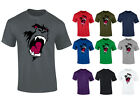 Mens Gorilla Monkey King Kong Face T-shirt S-XXL