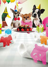 E My guzzini PARTY ANIMALS 6 reggibicchieri animali forme assortiti colori color
